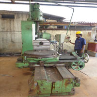 Horizontal-Boring-Machine